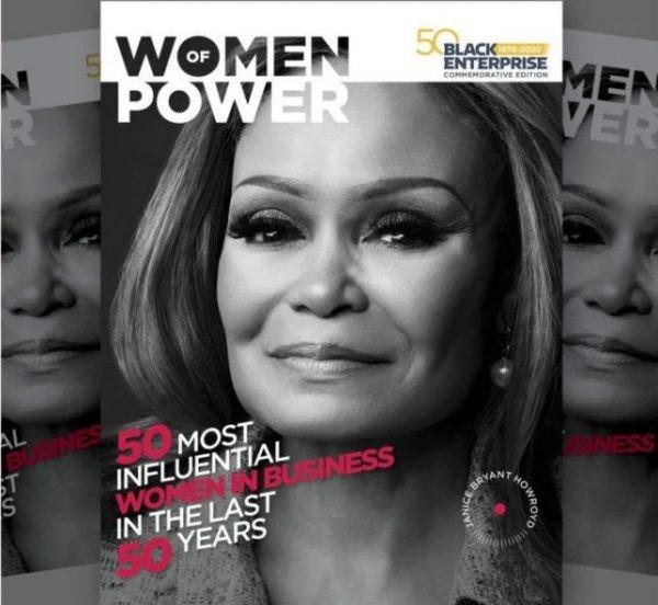 50 Most Impactful Women in Business