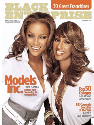 Models Inc.: How Tyra Banks, Iman, and Other Black Models Transitioned From the Runway to the Boardroom