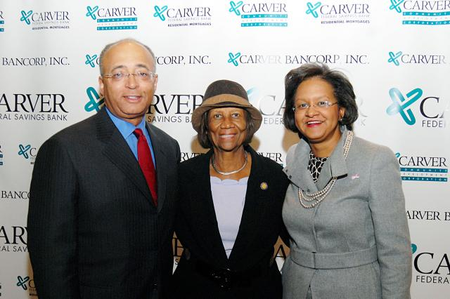Carver Federal Savings Bank Turns 60