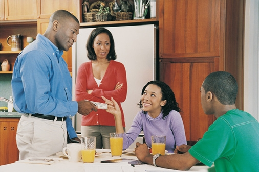 7. I Will Ensure That My Entire Family Adheres to Sensible Money Management Principles