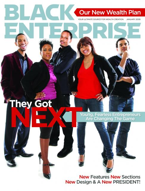 How to Get Into Black Enterprise