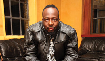 Backtalk with Wyclef Jean