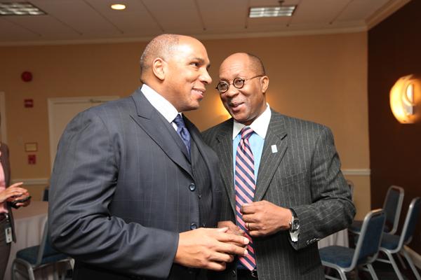 Black Enterprise/Walmart Economic Forum 2010