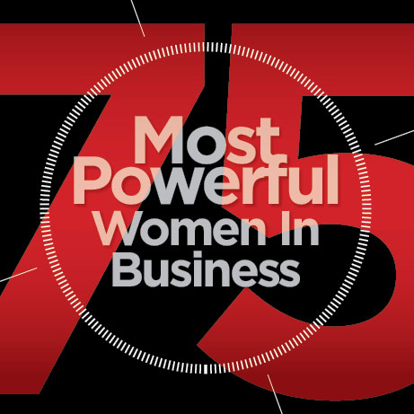 75 Most Powerful Women In Business