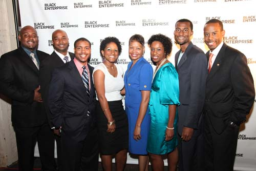 PHOTO GALLERY: BE Next Mixer at the 2010 Entrepreneurs Conference