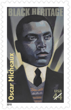 PHOTO GALLERY: African Americans in Philatelic History