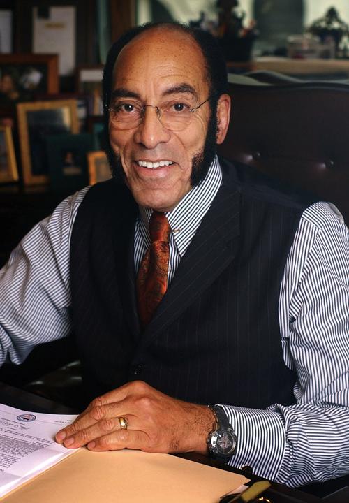 Black Enterprise Publisher Earl G. Graves Sr.