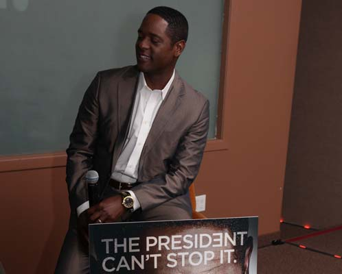 The Event star Blair Underwood, 2010 G&T