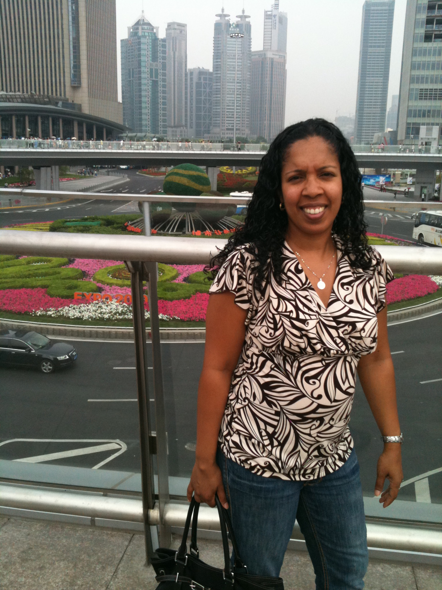 A Black Businesswoman in China: Traveling as a Foreigner