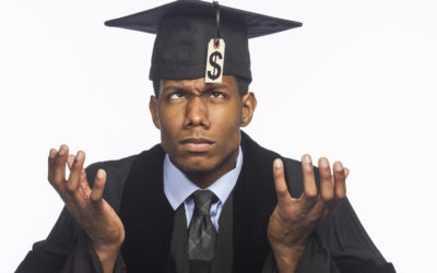 Black College Students Face Bigger Debts Than Their White Counterparts