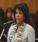 Washington Report: Congresswoman Maxine Waters Wants Her Day in Court