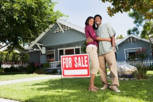 black couple selling home for sale