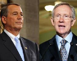 Washington Report: Democrats & Republicans Sound Off on Temporary Budget Solution