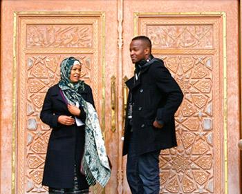 Nia Long Reshapes Image of Muslim Women in Indie Film