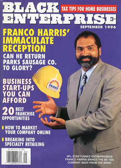 Football Hall of Famer Franco Harris Next Play Means Big Business