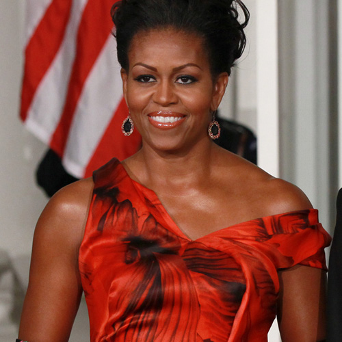 Would You Give Up Your Job for a Night With Michelle Obama? This Mayor Did