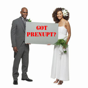 Love & Money: How to Bring up a Prenup