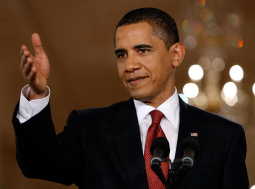 In the News: President Obama Supports Establishment of Palestinian State; LinkedIn Shares & Smartphone Sales Increase