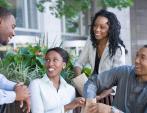 Speed Networking: How to Brand and Promote Yourself in 2 Minutes