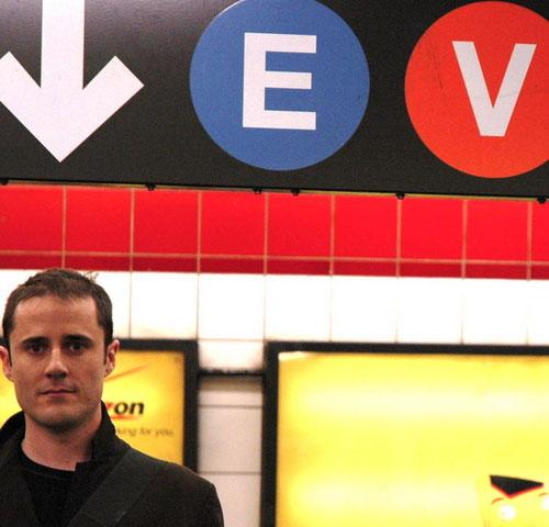 Twitter co-founder Evan Williams' Twitter avatar