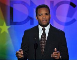Jesse Jackson Jr. speaking