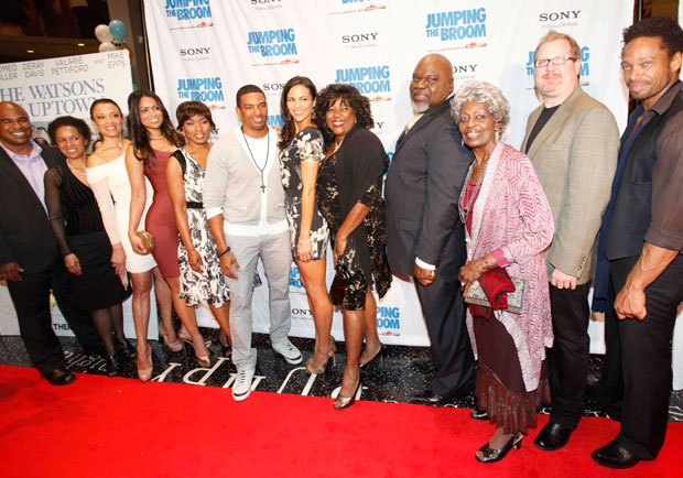 Jump The Broom Cast 620x480 Black Enterprise