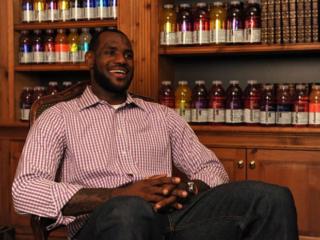 Lebron James the ESPN decision interview