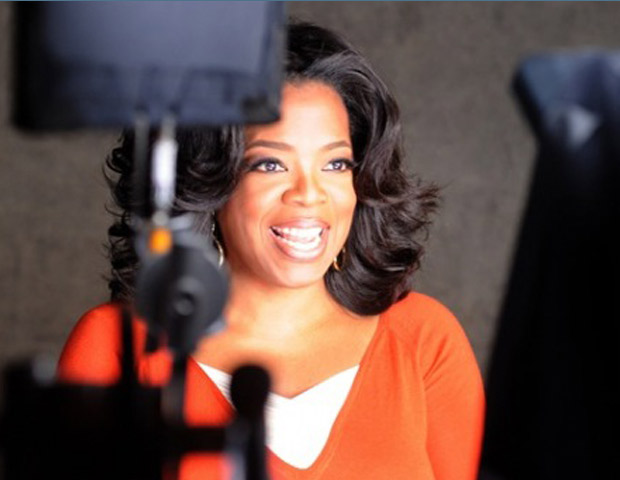 Oprah Follows 33 People on Twitter, But Who Are They?