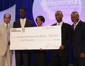 Preview B.E. Business Report: 2011 Elevator Pitch Contest Winners