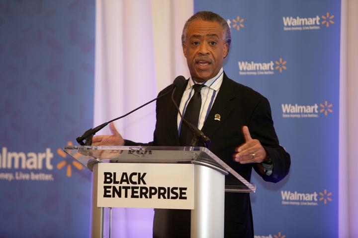 WATCH: Al Sharpton's 3 Steps To Job Seeking Success