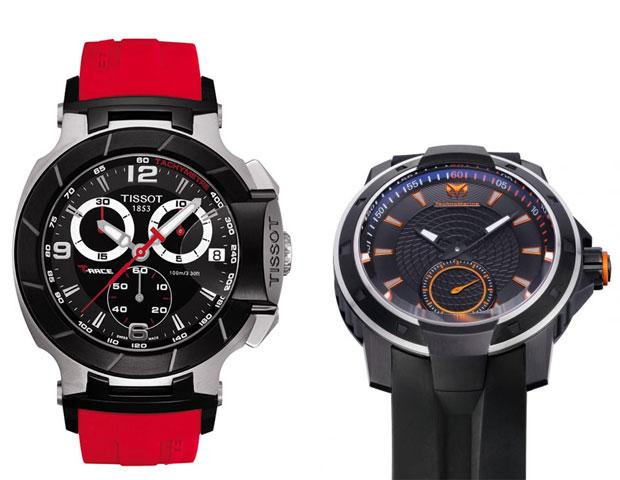 Tissot & TechnoMarine sports watches