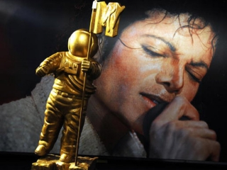 Michael Jackson Moon Man for MTV