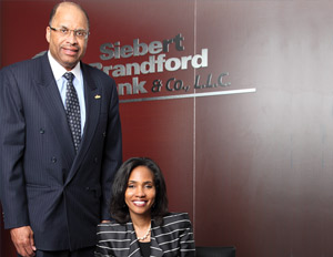 Ultimate Achiever: Siebert Brandford Shank Makes Wall Street History