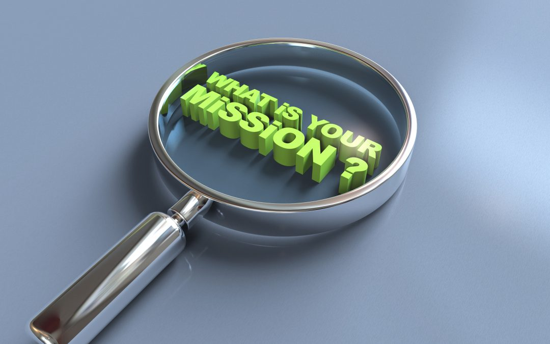 4 Steps to Crafting a Personal Mission Statement