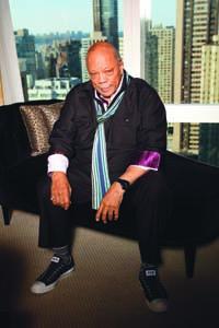 Backtalk with Quincy Jones