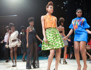 Harlem's Fashion Row and McDonald's Launch Student Fashion Design Competition