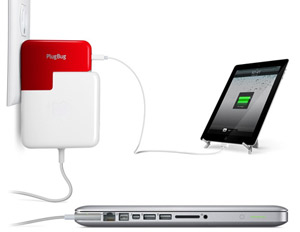 PlugBug Gives iPad Users a Faster Way to Charge Up