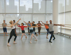 FREE! Alvin Ailey Extension Classes