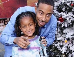 Ludacris & His Daughter Launch Educational Website for Kids