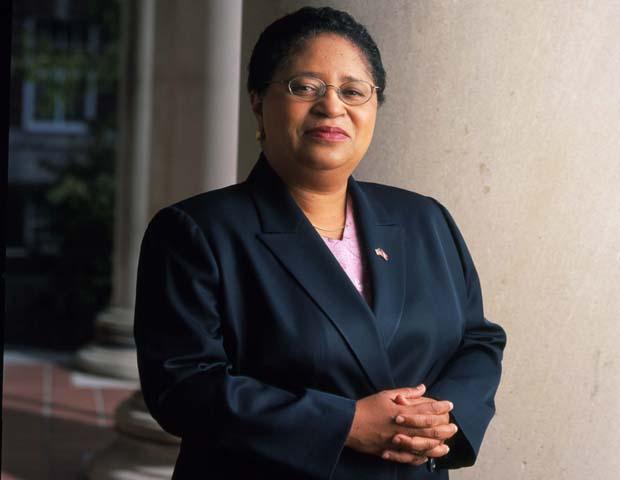Shirley Ann Jackson Highest Paid College President