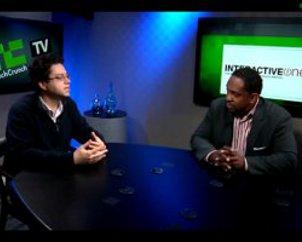 TechCrunch TV Talks Diversity in Silicon Valley With Navarrow Wright