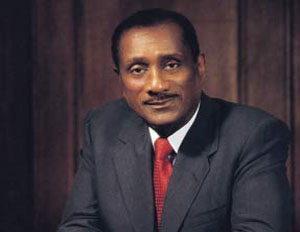 Publisher John H. Johnson Recognized with Black Heritage Stamp