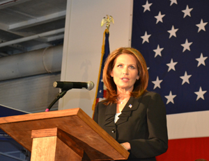 Michele Bachmann Drops Out of Republican Race
