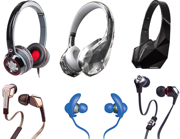 Monster Unveils Series of Hi-Tech Headphones at CES 2012