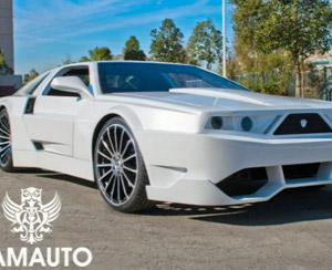 will.i.am Announces New Car Company 'IAMAUTO'
