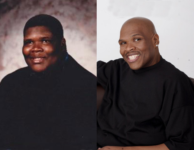 Big Boy: Before & After the Weight Loss