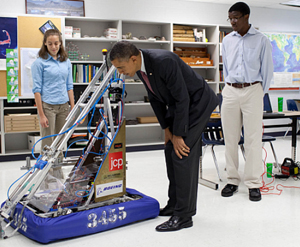 White House Conducts 2nd Annual Science Fair