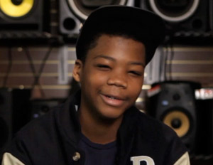 WATCH: Epic Records' Astro on Life After X-Factor & Being Black History in the Making