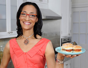 Celebrity Chef Carla Hall Cooks up Success as a Media Maven