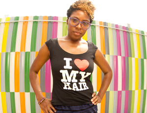 Former Music Industry Worker Promotes Empowerment Through Fashion